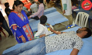 Radio Charminar Blood Donation Camp